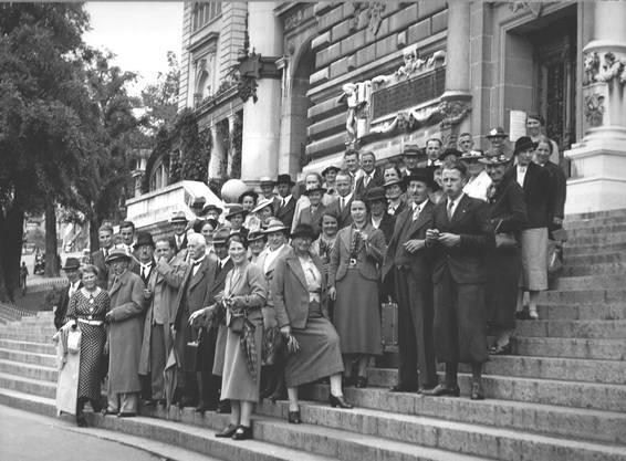 1937 existierte der Reformierten Kirchenchor Windisch schon zehn Jahre.