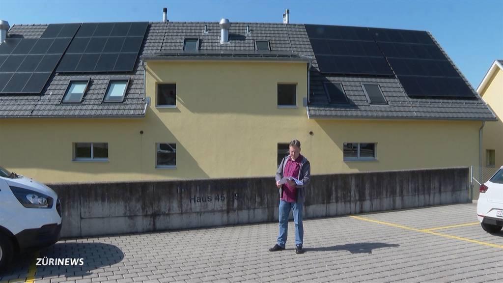 Unerwartet hohe Abwasserrechnung: Das sind die Folgen des Solarbooms auf Eigenheim-Dächern