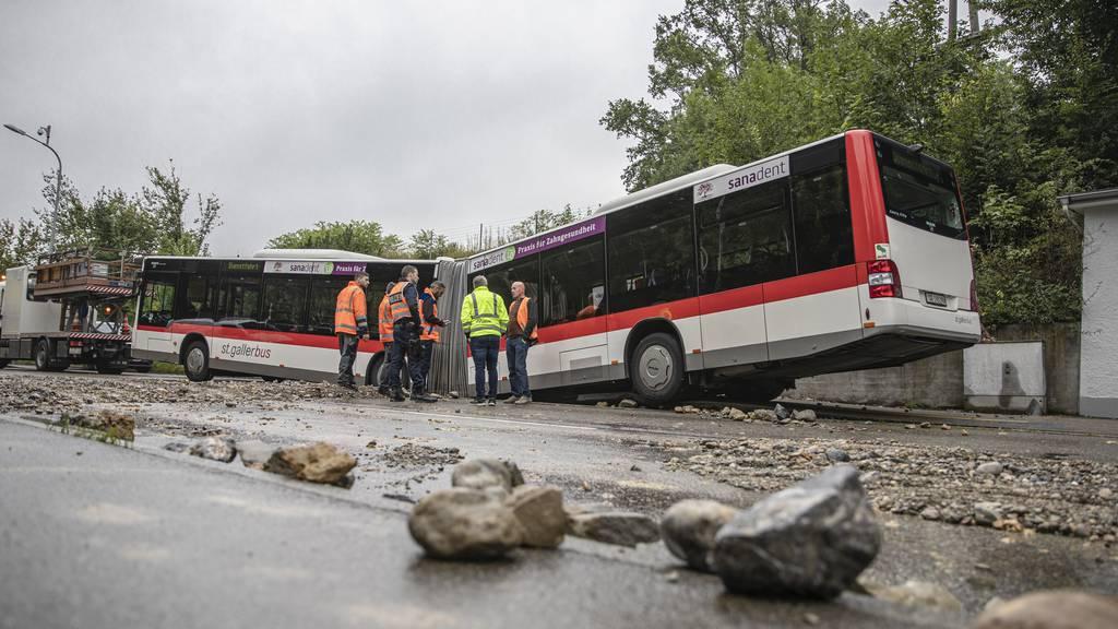 Nach Bus-Einbruch: «Die Leitungen waren alt»