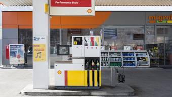 Tankstellen-Shop (Symbolbild).