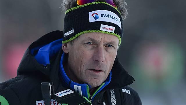 Intern zum Speed-Chef Gruppentrainer befördert: Sepp Brunner