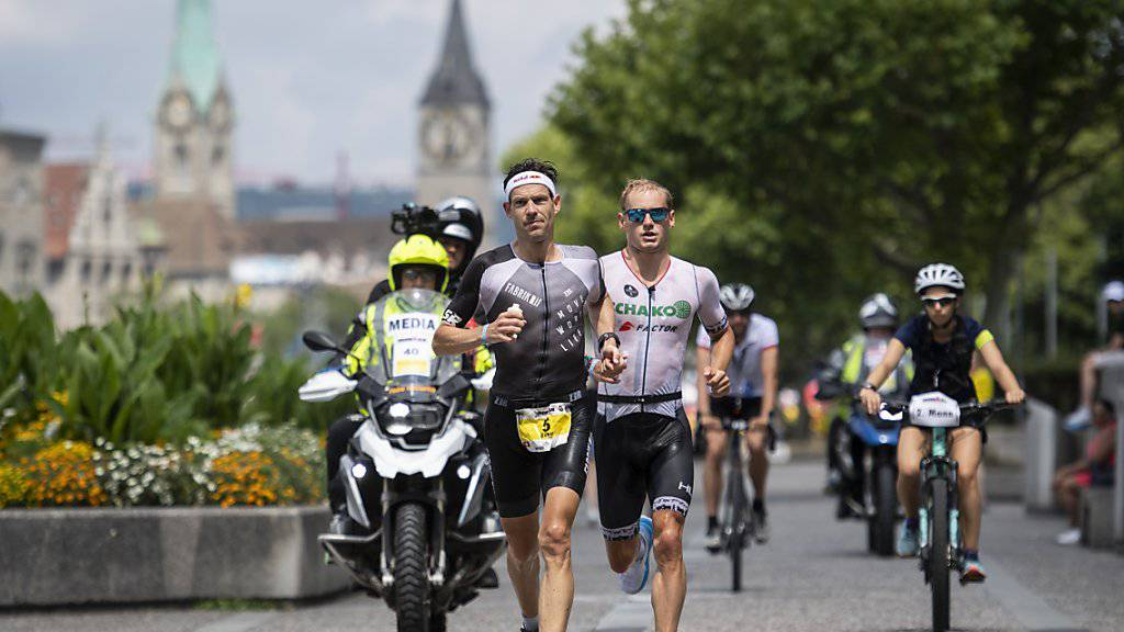 Mit Sven Riederer verabschiedet sich ein Schweizer Top-Triathlet