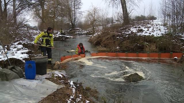 Missglückte Heizöllieferung: Hunderte Liter in Bünz geflossen