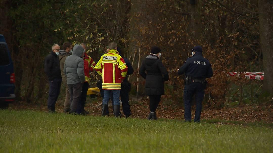 Frasnacht (TG): Privatperson findet Leiche in Waldstück