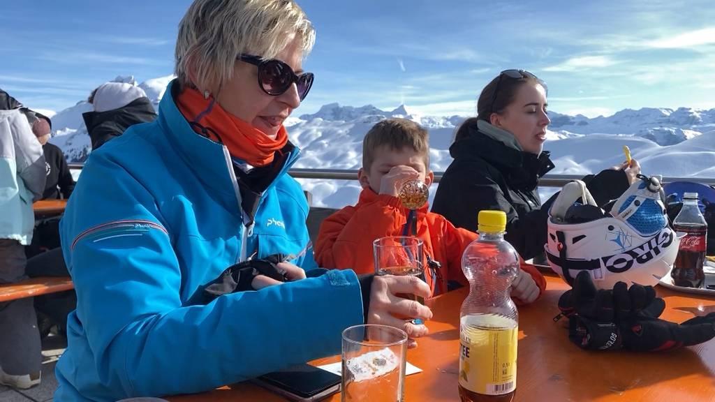 Skiterassen in Schwyz, Ob- und Nidwalden öffnen wieder