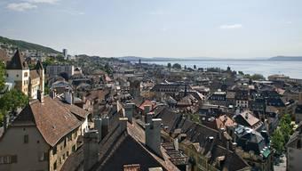 Neuenburg wies 2009 die beste Finanzlage unter den Schweizer Grossstädten auf (Archiv)