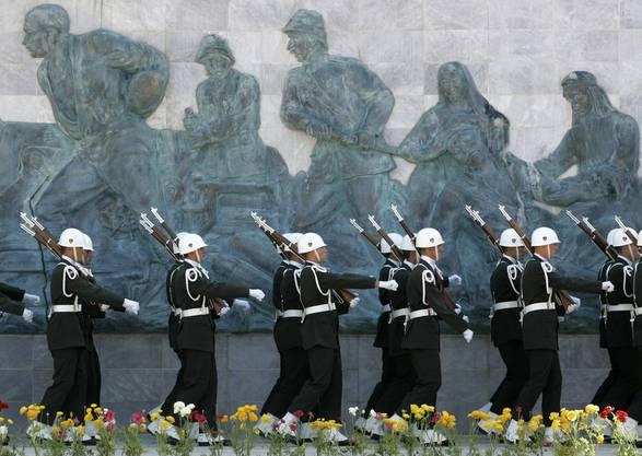 Anzac Day: Der 24. April