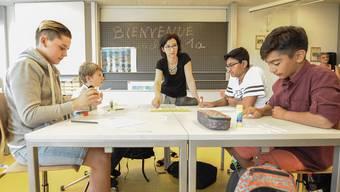 Französischlehrer sind derzeit schwierig zu finden. Für die Zukunft sieht es allerdings nicht schlecht aus – im Gegensatz zu den Heilpädagogen. (Symbolbild)