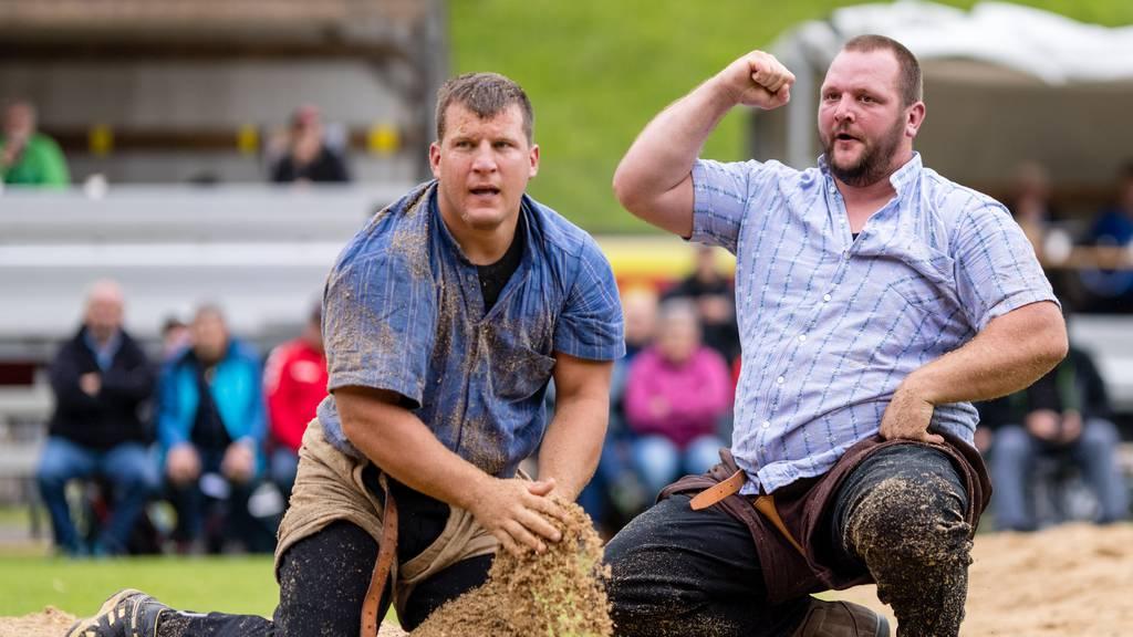 Luzerner Schurtenberger feiert am Urner Kantonalen seinen 6. Kranzfestsieg