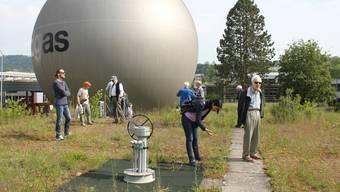 Rundgang Vogel- und Naturschutzverein (Gaswerk Schlieren)
