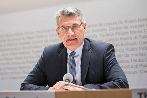 Pirmin Schwander, SVP.
