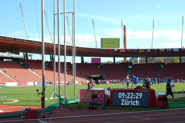 Die Leichtathletik-EM 2014 war spärlich besucht. Die Ertragsziele im Ticketing wurden verfehlt.