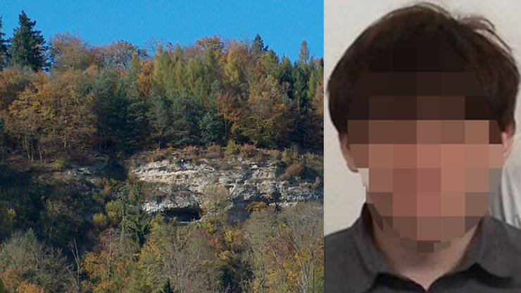 Der junge Schweizer wurde ein Jahr nach seinem Verschwinden tot in einer Höhle aufgefunden.