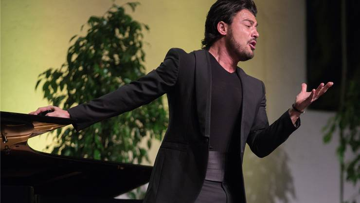Der Tenor Vittorio Grigolo konnte am Abschlussabend der diesjährigen Solothurn Classics überzeugen. Allgemein kamen aber zu wenig Zuschauer. (Archiv)