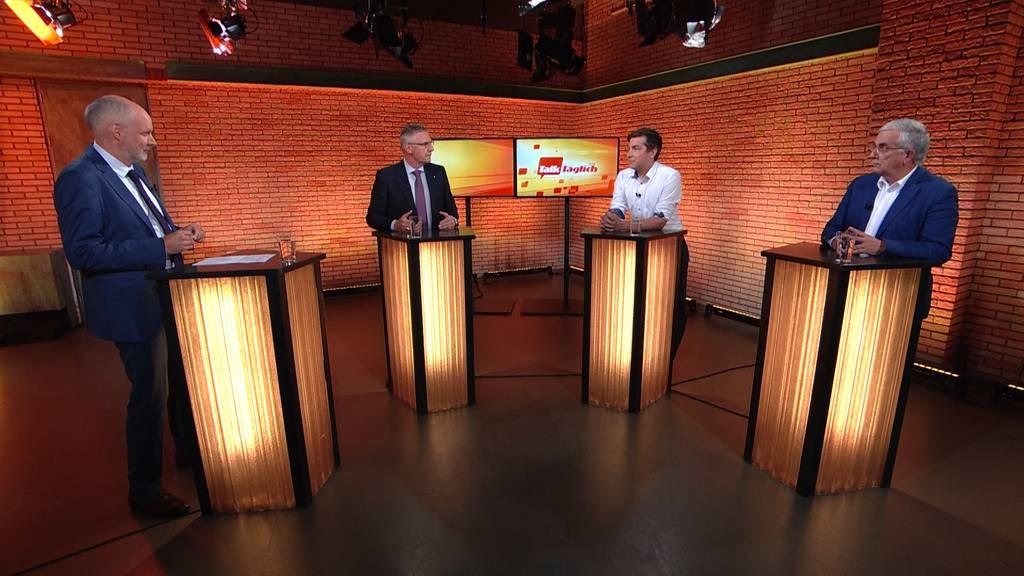 SVP, Grüne und EVP über die Aargauer Parlamentswahlen