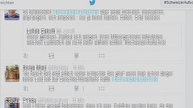 #SchweizerAufschrei