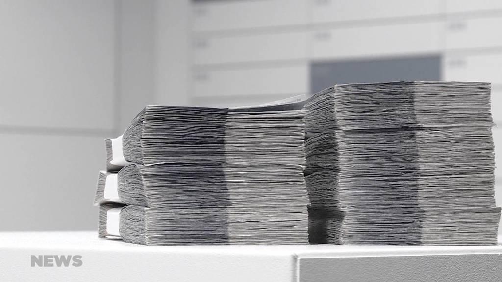 Corona-Hilfe des Kantons Bern: Staatsanwaltschaft ermittelt in 85 Fällen