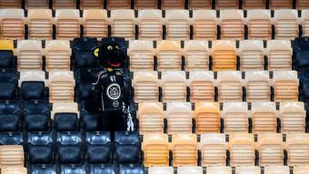 Die Sportwelt steht still - nicht nur im Schweizer Eishockey wird nicht mehr gespielt
