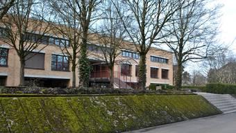 Das Berufsbildungszentrum Fricktal in Rheinfelden muss sich neu aufstellen. (Archiv)