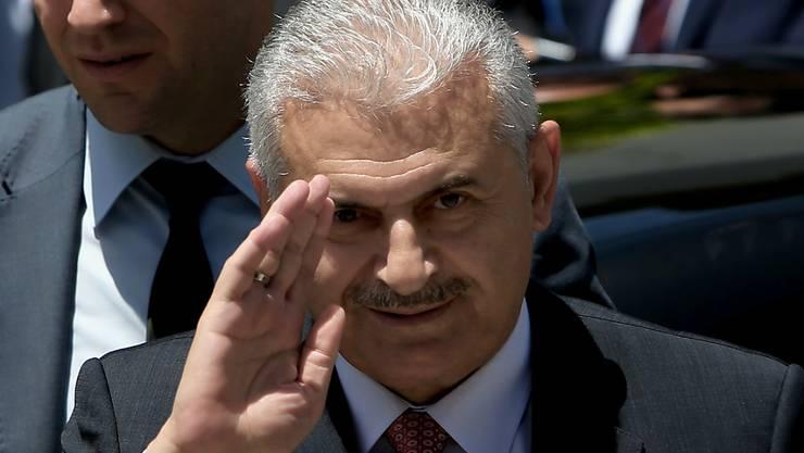 Israel und die Türkei haben sich versöhnt - das bestätigte nach Israel auch die Türkei. Der türkische Premier Yildirim will noch heute ein Statement abgeben. (Archiv)