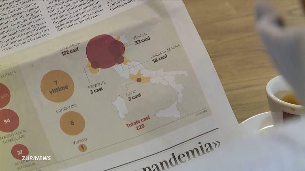 So erleben Auslandschweizer den Ausnahmezustand in Mailand