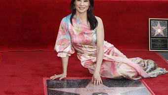 """Hat nun einen eigenen Stern auf dem """"Walk of Fame"""" in Hollywood: Schauspielerin Lucy Liu (""""Charlie's Angels"""")."""