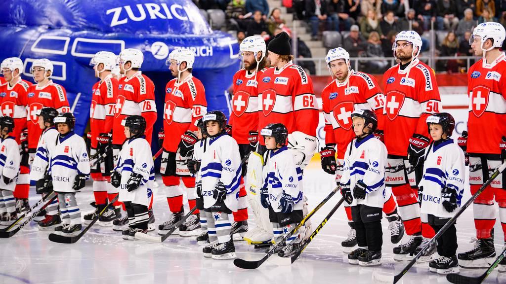 Eishockey-WM in der Schweiz abgesagt