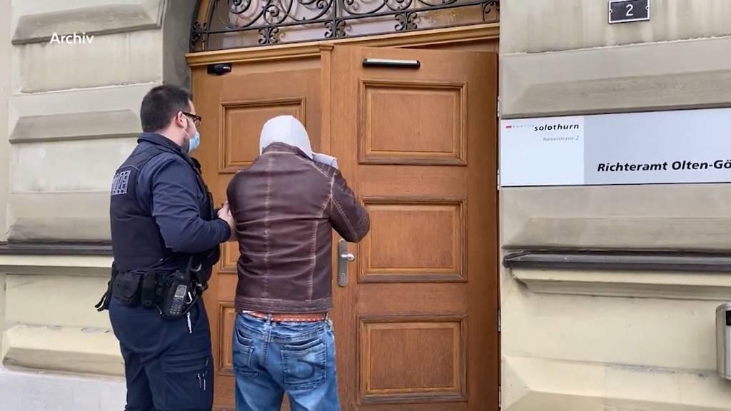 Bundesgerichtsurteil: Der pädophile Solothurner William W. bleibt in Sicherheitshaft