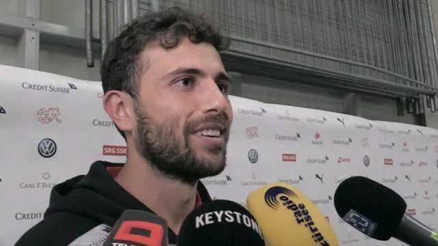 Schweiz-Portugal: Admir Mehmedi ist erschöpft und zufrieden