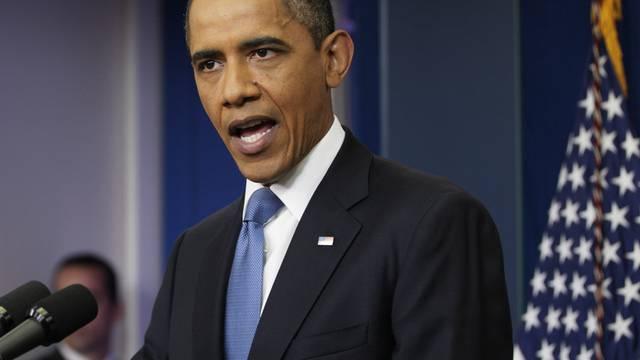 Trotz Obamas eindringlichem Aufruf wurden die Diskussionen erneut vertagt (Archiv)