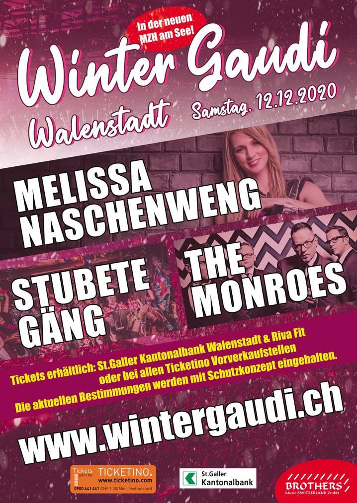 Flyer Wintergaudi Walenstadt