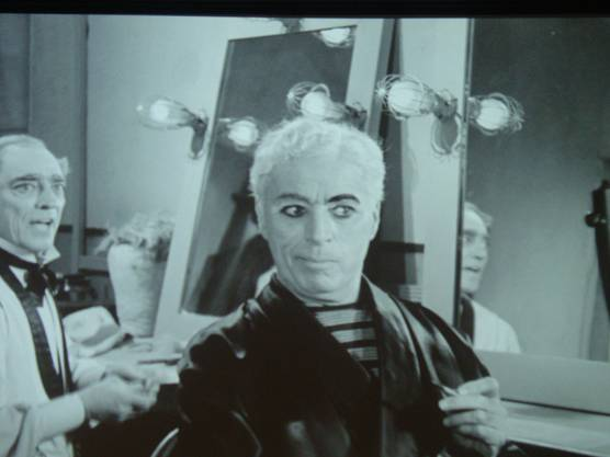 Charly Chaplin, wie er bekannt war