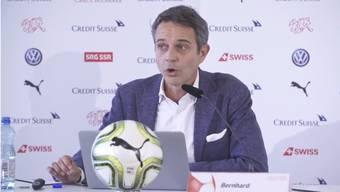 Bernhard Heusler empfiehlt dem Schweizer Fussballverband einen Sportdirektor.