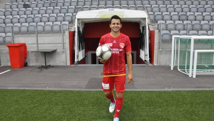 Renato Steffen will in der Super League zeigen, dass er Fussball auf höchstem Niveau spielen kann