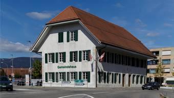 Deitingens Gemeindehaus.