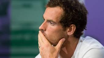 Verletzungssorgen noch nicht vorbei: Andy Murray verpasst auch das Turnier in Cincinnati