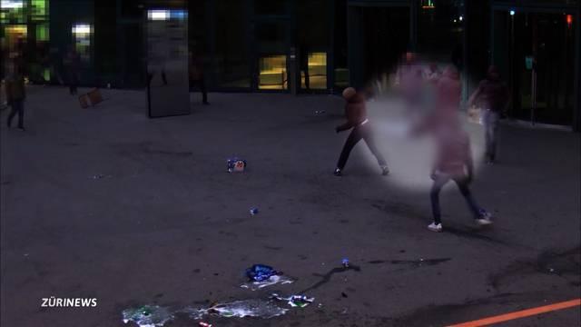 Wieder Fangewalt gegen Dritte: GC-Fans prügeln Polizisten spitalreif