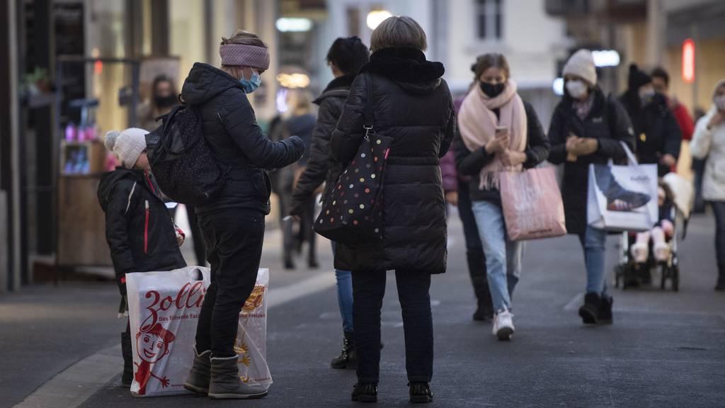 Trotz voller Städte: St.Gallen und Chur zufrieden mit Bevölkerung