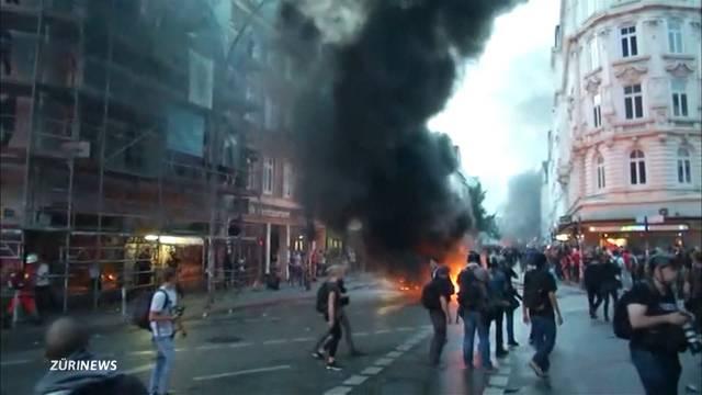 G20-Chaot droht bis zu 10 Jahren Haft
