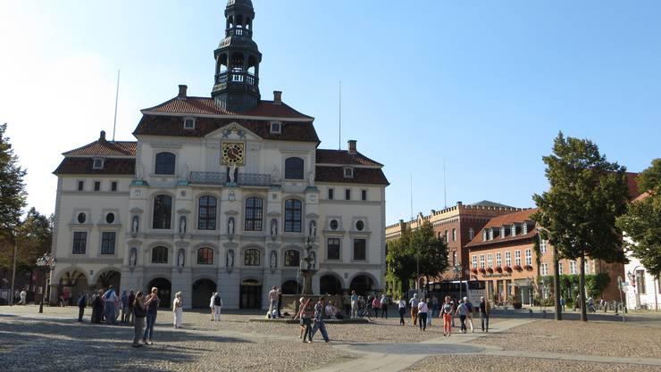 Rathaus in Lünenburg