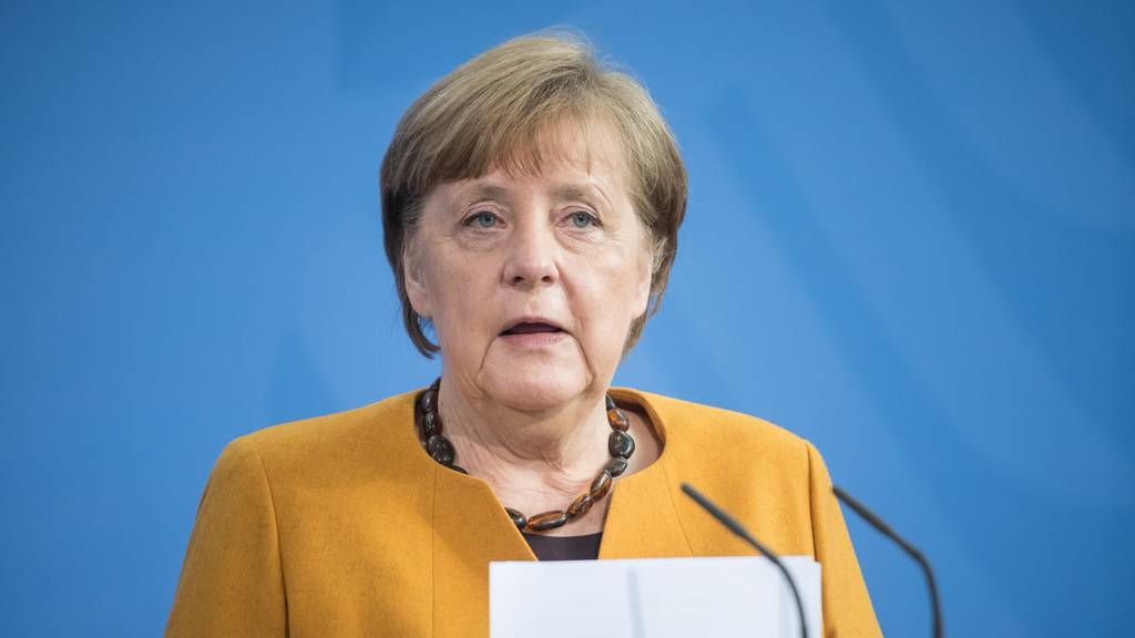 «Es war mein Fehler»: Merkel entschuldigt sich bei deutscher Bevölkerung