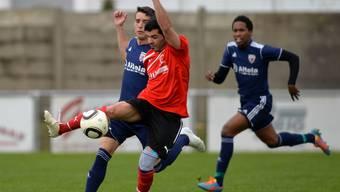 FC Gerlafingen gegen Wacker Grenchen