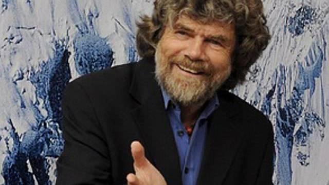Bergsteiger Reinhold Messner (Archiv)