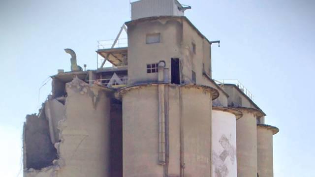 Zementwerk im südspanischen Lorca wird endgültig dichtgemacht. HO