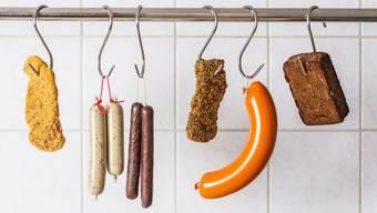 Die Botschaft an die täglichen Fleischesser sollte sein: «Es ist kein Fleisch, aber es hat ebenso viele Proteine.» (Symbolbild)