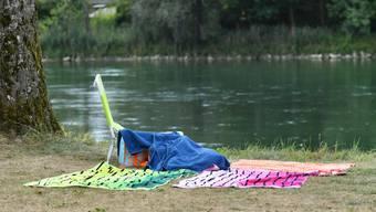 Badireportage Badi Strandbad Schönenwerd 08-2018