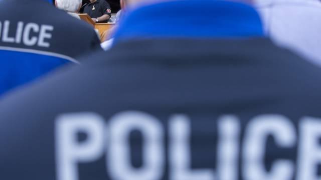 Schweizer Polizeikorps haben aufgestockt (Symbolbild)
