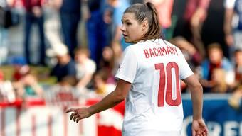 Die Nummer 10: Ramona Bachmann ist sowohl in der Schweizer Frauennationalmannschaft als auch bei ihrem Klub FC Rosengard eine Schlüsselfigur.