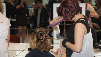 39. Aargauer Hair Cup im Sportzentrum Tägerhard