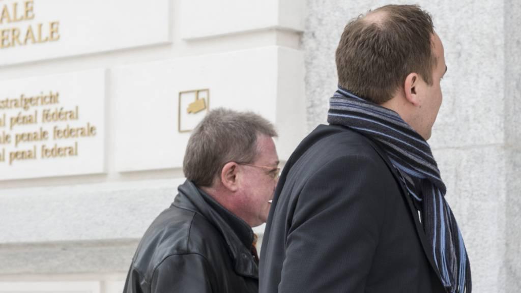 Prozess gegen ehemaligen Seco-Ressortleiter eröffnet